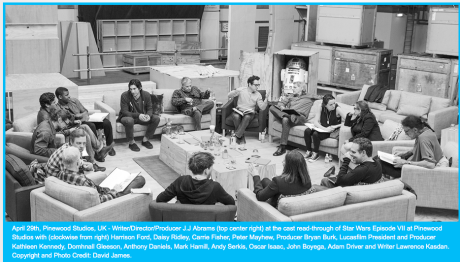 Star Wars Episode VII Cast